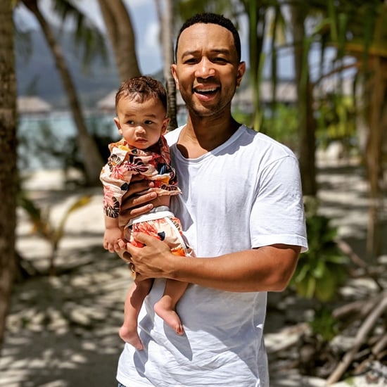Chrissy Teigen and John Legend Family Vacation January 2019