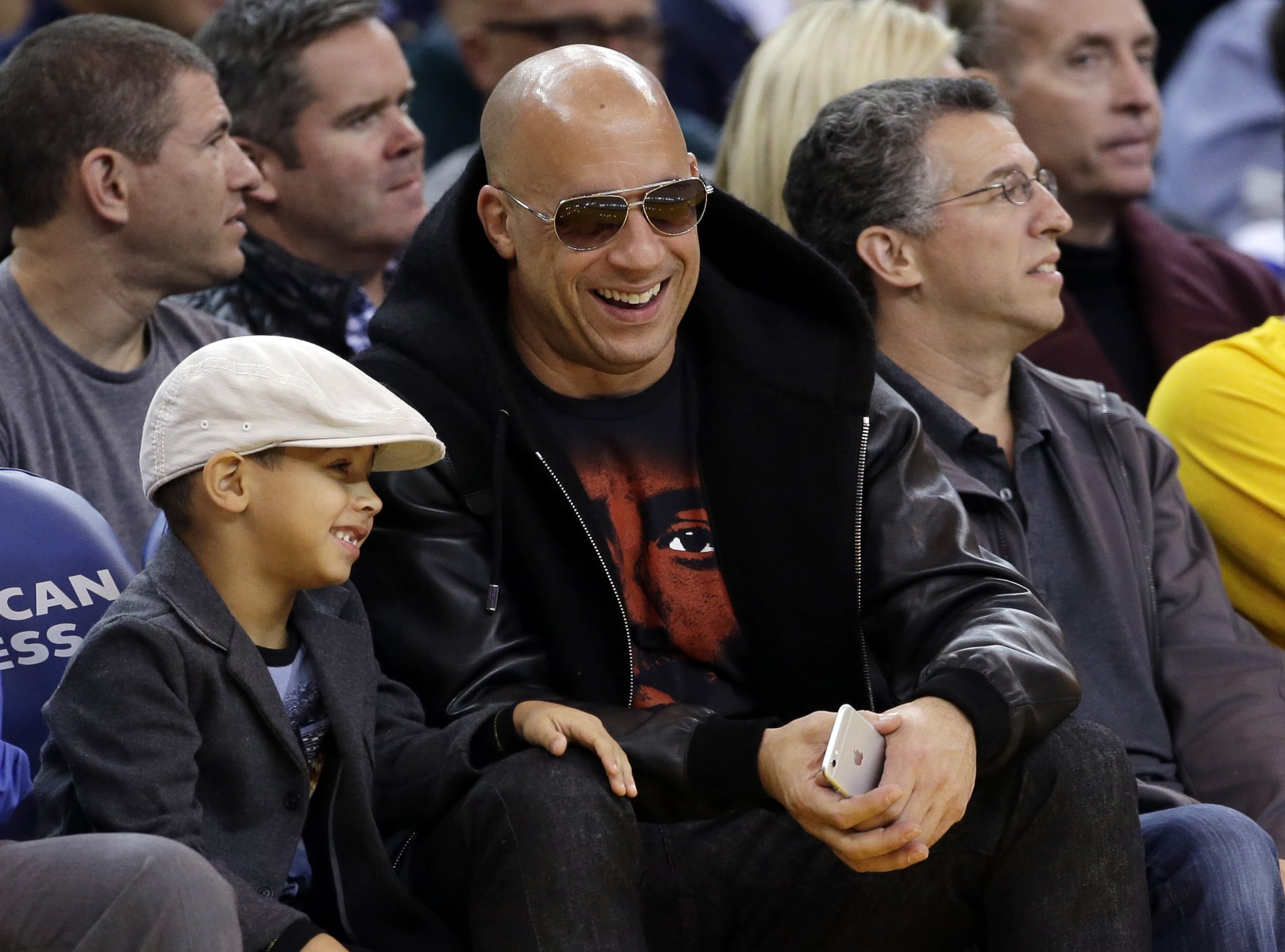 Vin Diesel Shares a Video of His Son Vincent on Instagram ...