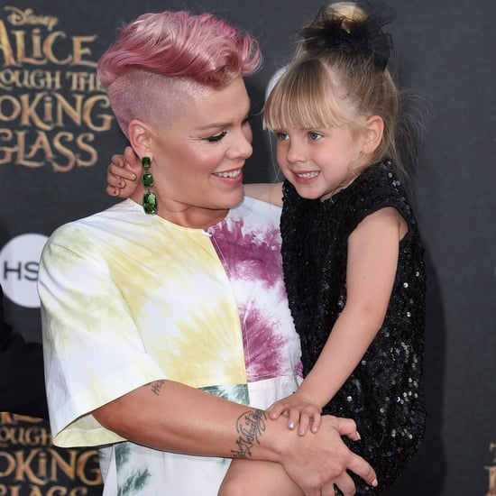 Pink and Daughter Willow's Cutest Pictures
