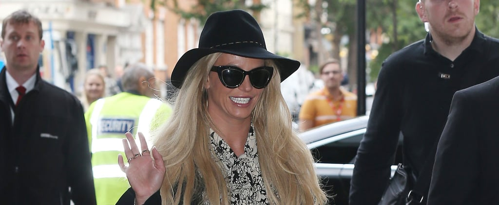 Britney Spears Looks Amazing After Her First Performance in the UK in 5 Years