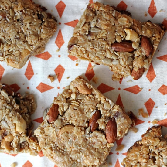 Pre-Workout Snacks: Coconut Almond Energy Bars Recipe