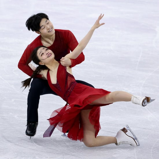 Maia and Alex Shibutani on the Olympics