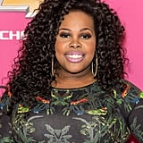 Curls are one of our favourite looks, and Amber Riley's were envy-inducing.