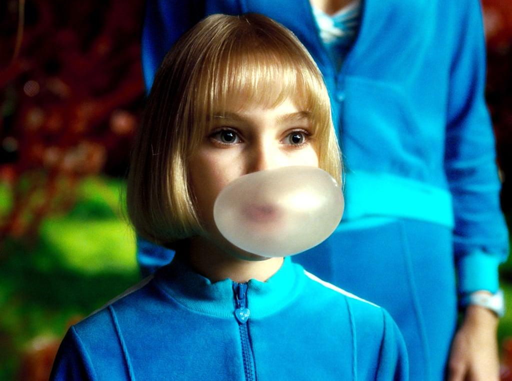 Violet Beauregarde From Charlie and the Chocolate Factory