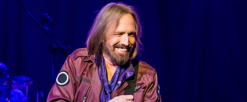 Celebrities Mourn the Heartbreaking Death of Music Legend Tom Petty