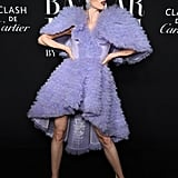 Coco Rocha at the Harper's Bazaar ICONS Party