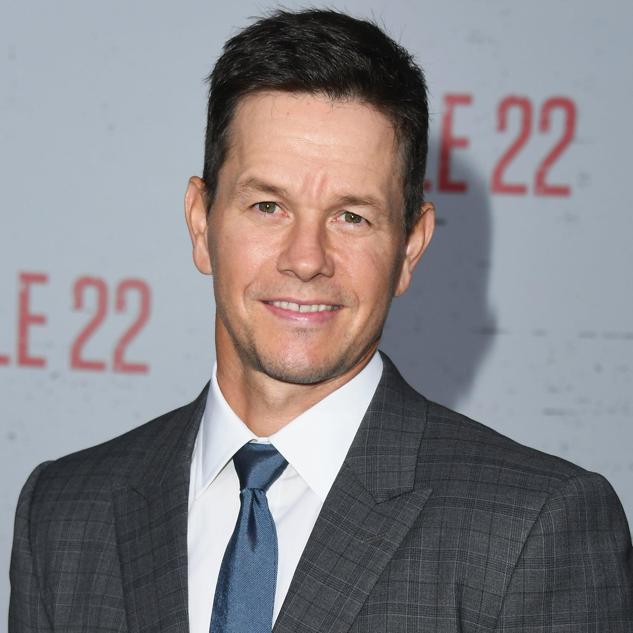 Mark Wahlberg Popsugar Celebrity
