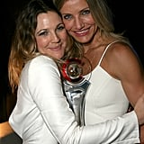 Drew Barrymore had Cameron Diaz as one of her bridesmaids when she married Will Kopelman back in June 2012. We can only imagine that Cameron gave Drew the same honor when she wed Benji Madden in January 2015!