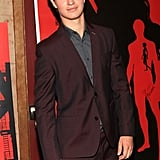Ansel Elgort as Caleb