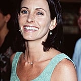 Courteney Cox's Long Bob, 1998
