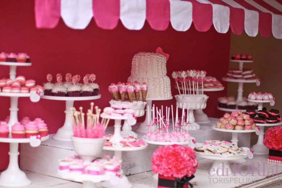 Stella McDermott's Hello Kitty Birthday Party