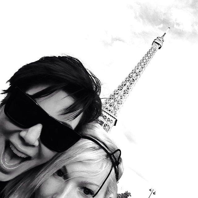 "You Can Almost Hear Kris Screaming ""Paris!"""