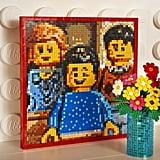 Life-Size Lego House