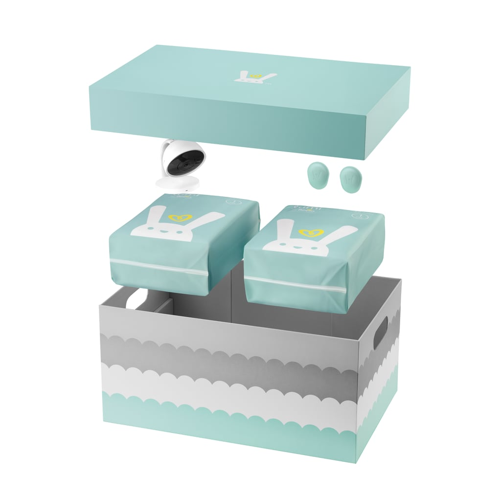 What's in the Lumi by Pampers Box