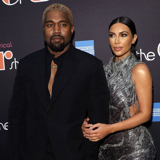 Kanye West's Opinions About Kim Kardashian's Makeup 2019