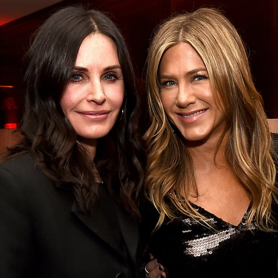 Jennifer Aniston and Courteney Cox at Dumplin' LA Premiere