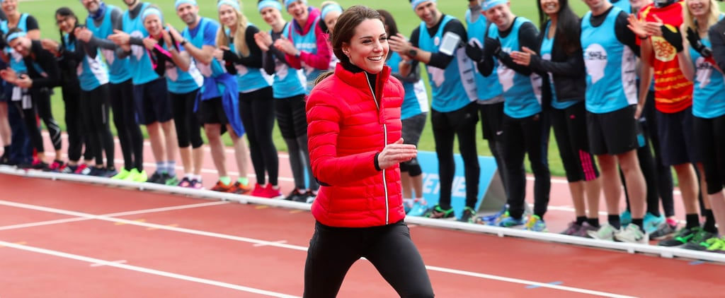 Kate Middleton's Guide to Staying in Shape With Sports