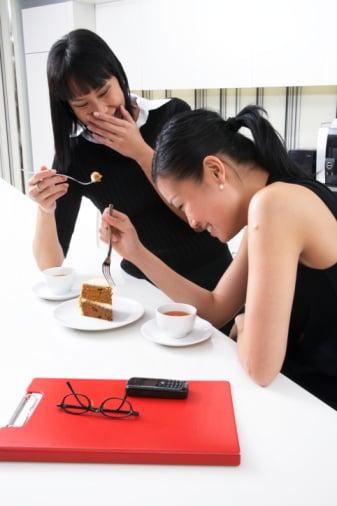 How Often Do You Order Dessert?