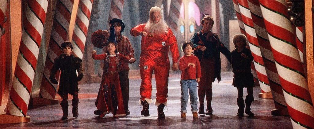 The Santa Clause Movie's North Pole