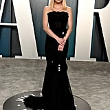 Emma Roberts at the Vanity Fair Oscars Afterparty 2020