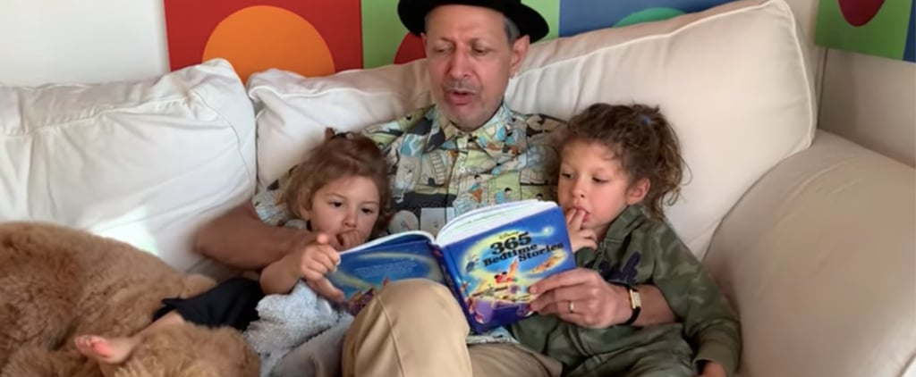 Videos of Celebrities Reading Disney Books to Kids