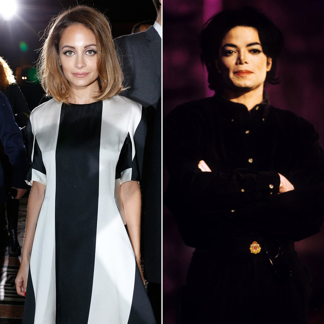After Nicole Richie was adopted by her superstar dad, Lionel, he named his longtime friend and collaborator Michael Jackson as her godfather. The late singer is just one close family member that was bestowed with the title. The other is. . .