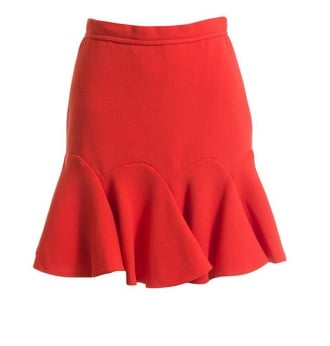 Skirt, approx $350, Carven at Another Love