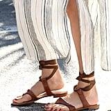 Meghan's Sarah Flint Sandals
