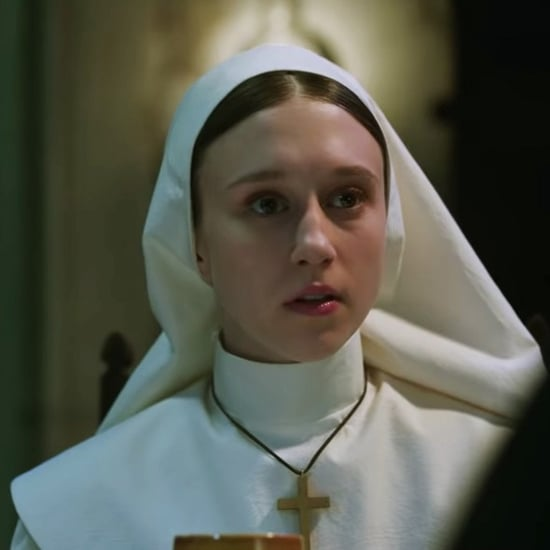 Who Plays Sister Irene in The Nun?