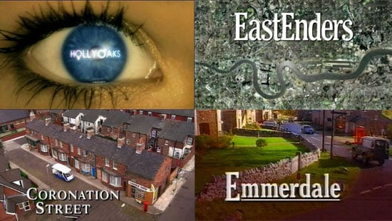 Which Is Your Favourite British Soap Of 2008?
