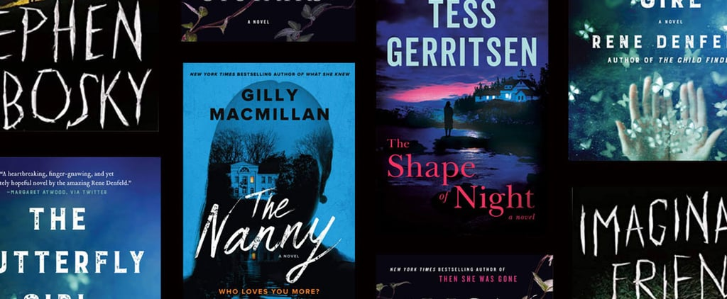 The Best New Thriller and Mystery Books 2019