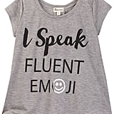 I Speak Fluent Emoji Tee