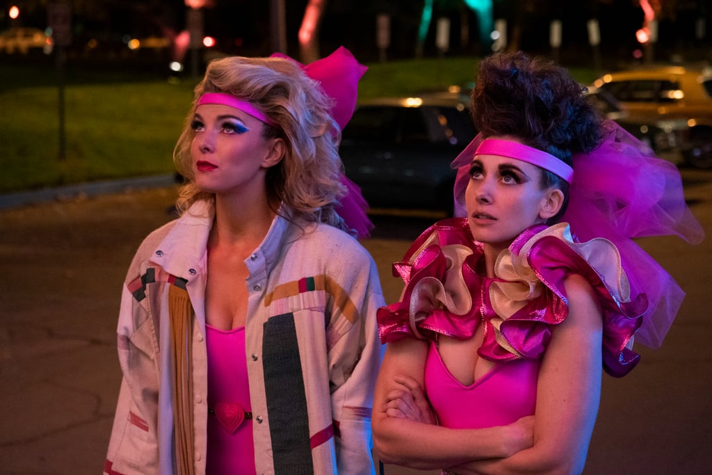 "Have you missed the Gorgeous Ladies of Wrestling? If you answer ""no"" to that question, that's fine, but I can't guarantee that they won't put you in a headlock. Regardless, the stars of GLOW are returning to Netflix for season three this Summer, and now we have a few colorful photos of their new adventure in Las Vegas. The third season, which premieres on Aug. 9, sees Ruth, Debbie, and the rest of the crew now headlining the Fan-Tan Hotel and Casino, where they discover that for all its glitz and glamour, Sin City is a hell of a lot of work. Netflix's official description of what's to come is below: ""Ever the team cheerleader, Ruth's passion for the show begins to take a backseat to her growingly complicated personal life. Debbie is making headway as a producer, but continues to be consumed with guilt over the distance between her and her son. As their residency wears on, the lines blur between performance and reality, and the cast find themselves struggling with their own identities both in and outside of the ring."" As usual, it seems that nothing in the world of GLOW ever comes easy. Check out the first-look images for the season ahead, which confirm the return of core cast members like Alison Brie, Betty Gilpin, Marc Maron, Britt Baron, Sydelle Noel, Britney Young, Gayle Rankin, and more.      Related:                                                                                                           When GLOW Returns For Season 3, There's a Good Chance You'll See Britt Baron Kick Ass"