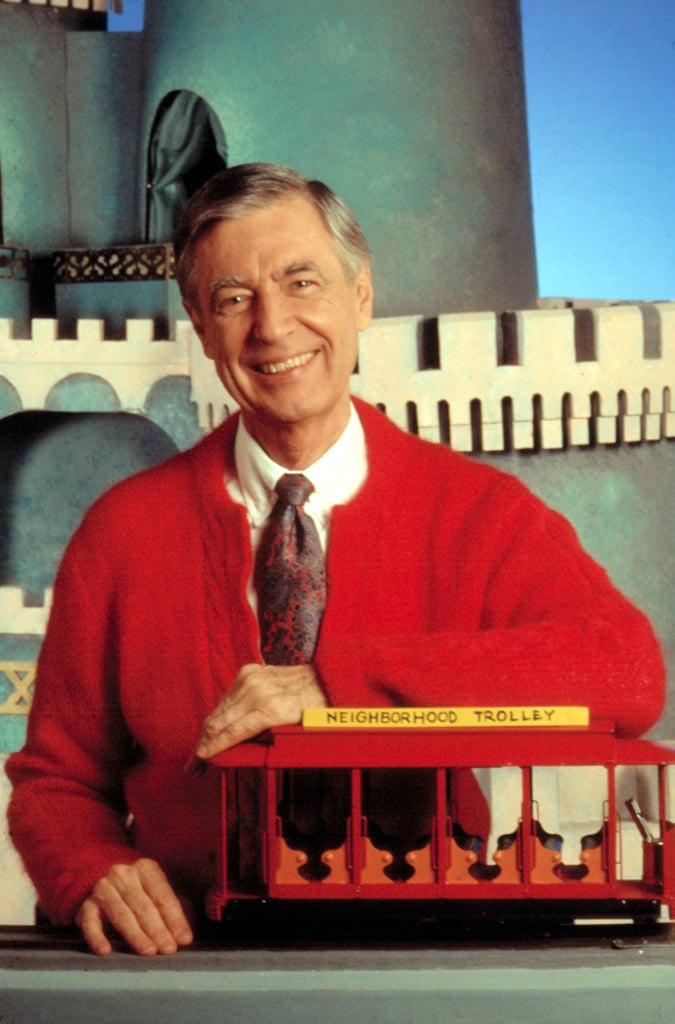 This year marks the 50th anniversary of when Mister Rogers' Neighborhood first aired, and over the past few months, fans everywhere have celebrated the incredible influence of Fred Rogers and his cherished children's show. Between the special Mister Rogers stamp, the emotional reactions to Won't You Be My Neighbor?, and all the buzz about Tom Hanks playing him in 2019's You Are My Friend, there's been a massive outpouring of love for Mister Rogers. As people continue to honor his special legacy, something tells us the many tributes will continue to pop up — particularly on Oct. 31. If you adore Mister Rogers and hope to channel him for Halloween this year, take a look at some sweet pictures of Fred Rogers plus some shoppable pieces for costume inspiration.      Related:                                                                                                           20 Mr. Rogers Quotes That Will Leave You in a Puddle of Happy Tears