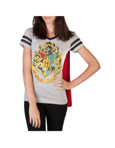 Hogwarts Cape Tee ($15, originally $30)