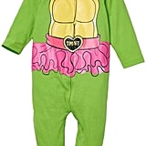 Baby Girl Teenage Mutant Ninja Turtle Tutu Sleep & Play