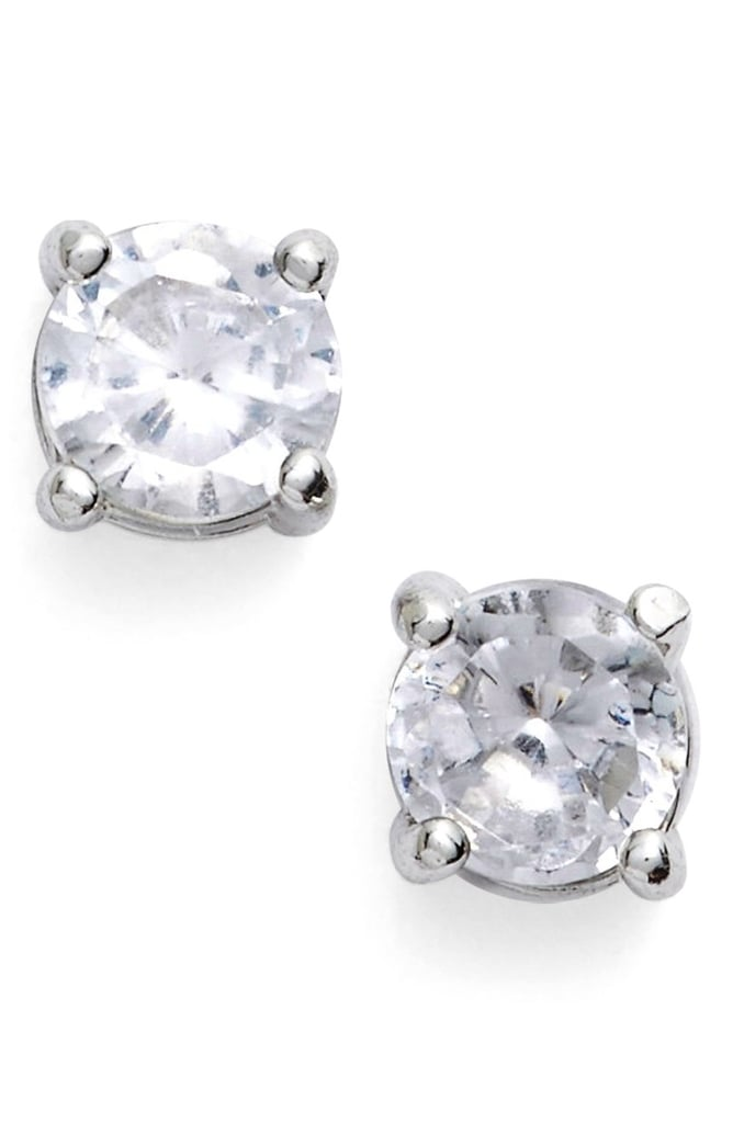 Not only are these earrings beautiful, but they're totally classic — so she'll wear them for years to come. Givenchy Crystal Stud Earrings ($25)
