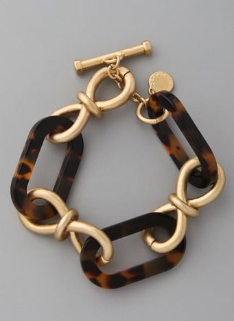 Marc By Marc Jacobs Infinity Bracelet ($88)