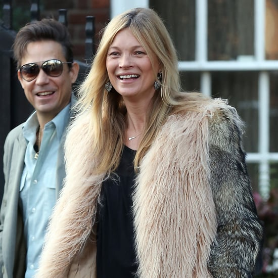 Kate Moss's Birthday Outfit