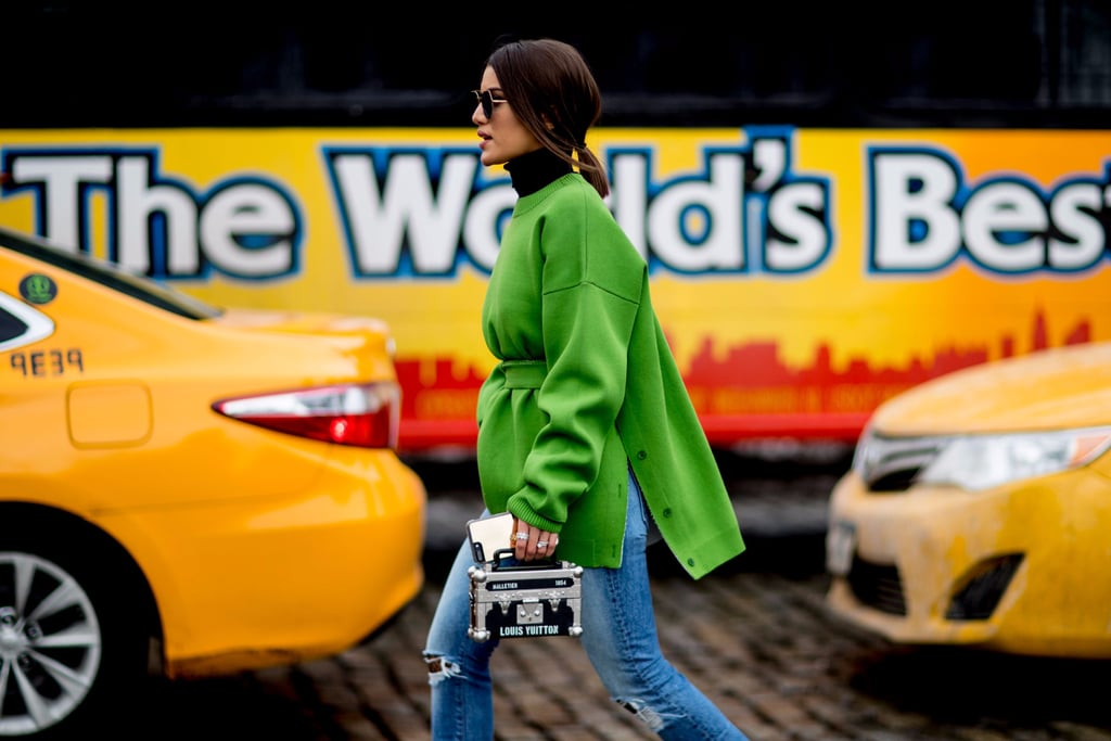 One Foot In at NYFW: Street Style Edition
