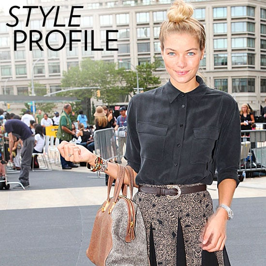Pictures of Jessica Hart's Street Style: We Stalk the Stylish Aussie's Best Off-Duty Model Looks!