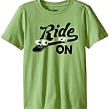 Ride on Ride Skateboard Crusher Tee