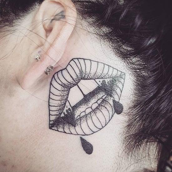 Sexy Halloween Tattoo Ideas & Inspiration