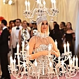 Katy Perry at the 2019 Met Gala Pictures