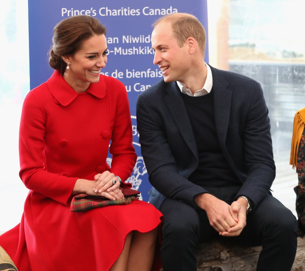 Duke and Duchess of Cambridge in Canada Pictures 2016