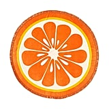 All Around Giant Circle Towel in Orange