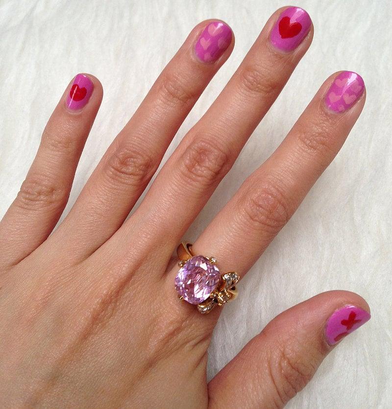 Best Nail Art of 2014   POPSUGAR Beauty