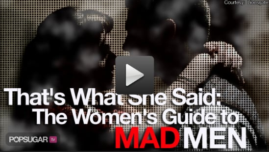 Video of All the Best One-Liners From Women on Mad Men