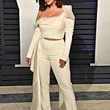 Ashley Graham at the Vanity Fair Oscars Party in February