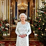 Queen Elizabeth II recorded her first-ever 3D Christmas Day broadcast in 2012.